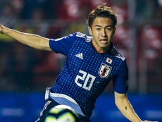 Hiroki Abe è del Barcellona. Goal