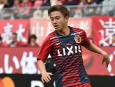 Accord entre Kashima Antlers et Barcelone pour le transfert de Hiroki Abe. GOAL