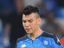 Hirving Lozano made the move so he could work with the 'super coach'. GOAL