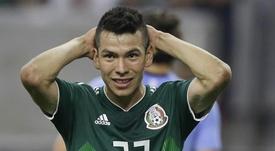 Lozano aime l'Angleterre et son championnat. Goal