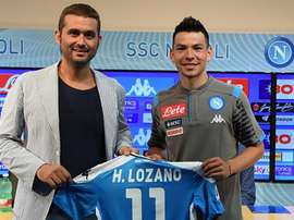Hirving Lozano Napoli