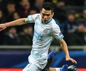 L'attaquant a été lié à de nombreux grands clubs. AFP