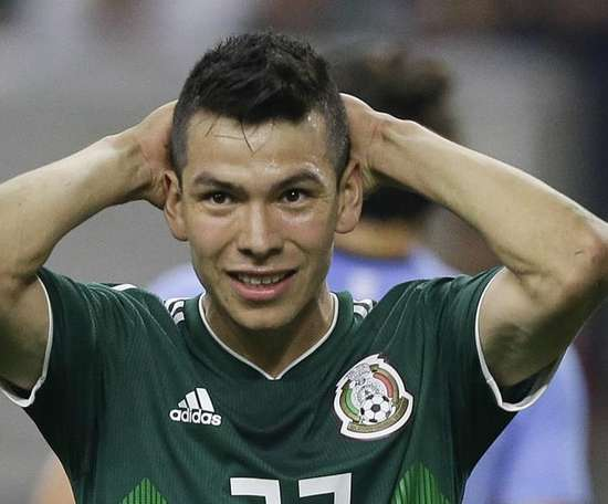 Lozano, Morgan win CONCACAF award