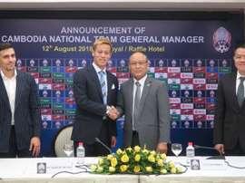 Honda est le nouveau sélectionneur du Cambodge. Goal