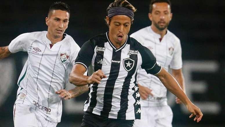 Botafogo x Fluminense: quem fica com a Taça Gerson e Didi