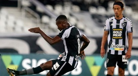 Honda e Kalou no Botafogo: da esperança à decepção. EFE