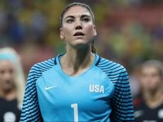 Marseille voudrait recruter la gardienne américaine Hope Solo. Goal
