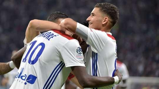 Lyon s'impose 4-2 contre Marseille. Goal