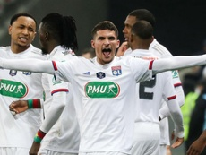 Lyon and Marseille to meet in Coupe de France quarter-finals. GOAL