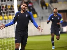 Houssem Aouar vise l'Euro 2020. GOAL