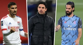 Aouar, Isco et Buendia dans la liste d'Arteta. Goal