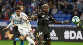 Lyon n'y arrive toujours pas contre Dijon. Goal