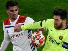 Lyon et le Barça se quittent bons amis. Goal