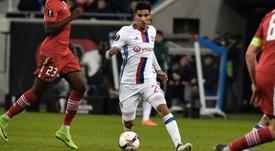 Le futur de l'Olympique Lyonnais, Houssem Aouar. Goal