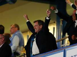 Dean Hoyle has agreed to sell Huddersfield after 10 years in charge. GOAL