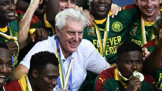 Le Cameroun se sépare de son sélectionneur. Goal