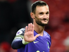 Lloris relieved to beat Man United after 'tough week'