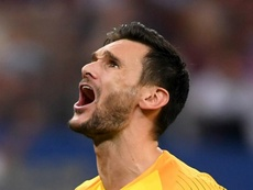Lloris has criticised his teammates after France's shock defeat. GOAL