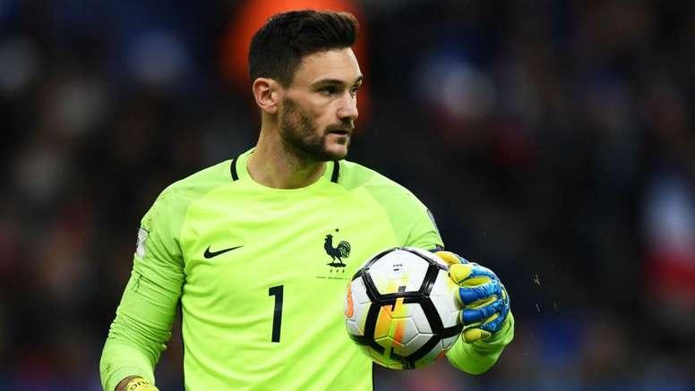 Le gardien français est motivé. Goal