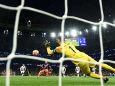 Hugo Lloris was proud of how the team rallied. GOAL