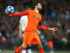 Lloris' error allowed Coutinho to open the scoring on Wednesday. GOAL