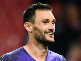 Lloris was charged for drink-driving in September. GOAL