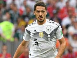 Hummels open to Germany return. GOAL