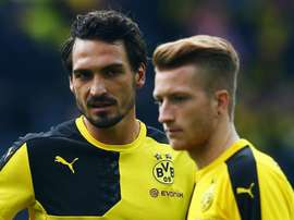 Hummels made a comeback to Dortmund after three years at Bayern. GOAL