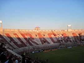 Imagens do recinto do Huracán. GOAL
