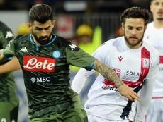 Hysaj esce per infortunio a Cagliari. Goal