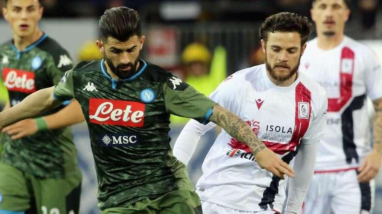 Il Napoli vince senza subire goal. Goal