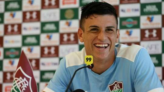 Ibañez do Flu chama atenção do futebol italiano. Goal