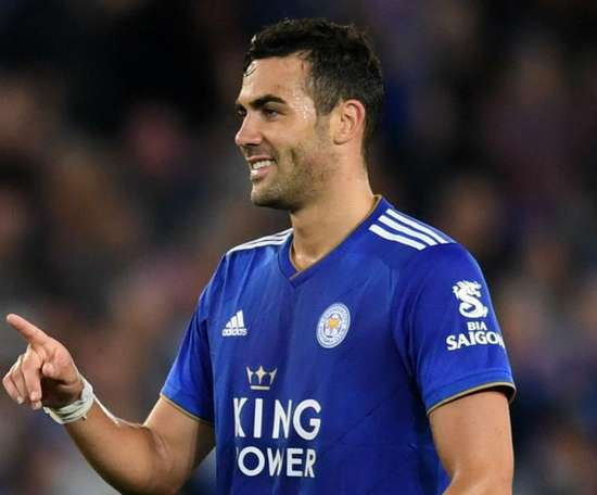 Leicester sell Iborra to Villarreal