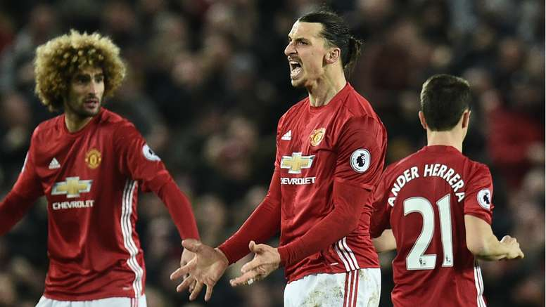 f4cbe55a2 Manchester United 1 Liverpool 1  In-form Ibrahimovic saves hosts ...