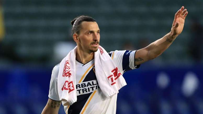 Zlatan Ibrahimovic has been linked with a move to Everton. GOAL