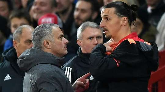 Mourinho could bring Ibrahimovic to Spurs in January. GOAL