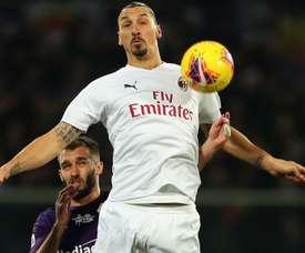 Annullato un goal a Ibrahimovic. Goal