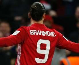 Ibrahimovic voltou aos golos, três jogos depois, e em boa altura o fez. Goal