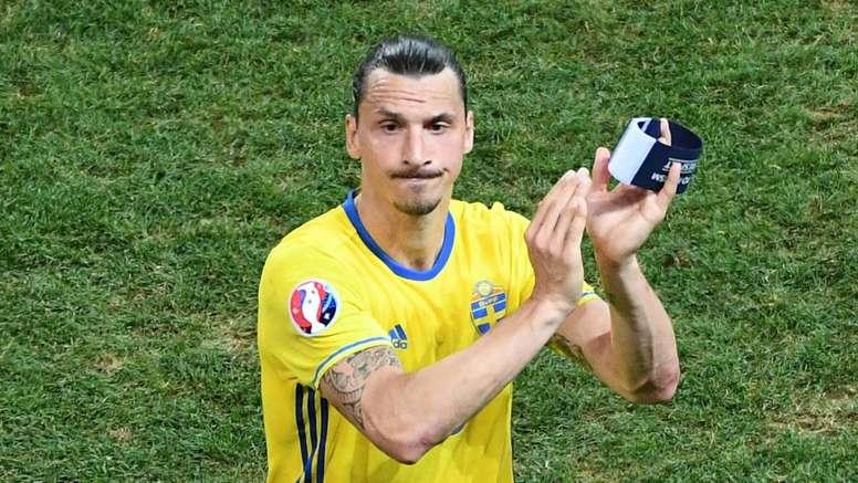 Ibrahimovic e seleção sueca: atacante pode voltar e ter seu próprio 'Last Dance'