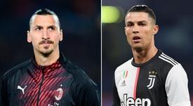 Milan-Juventus è Ronaldo contro Ibrahimovic: l'ultima sfida 5 anni fa