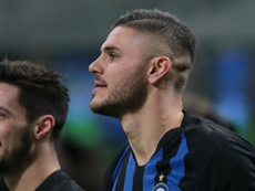 Inter sporting director has denied that captain Icardi will move to rivals. GOAL