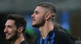 Icardi has revealed that talks are still ongoing with Inter over his contract renewal. GOAL
