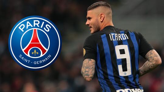 Icardi al PSG, c'è l'accordo con l'Inter: visite nel pomeriggio. AFP
