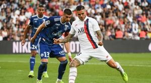 Il PSG perde Icardi: guai muscolari, out col Lione