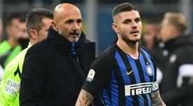 Spalletti-Icardi, è ancora gelo: l'attaccante lavora a parte. Goal