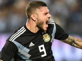 Icardi hopes Messi can return to Argentina. GOAL
