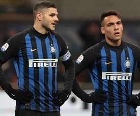 Martinez: We hope Icardi returns