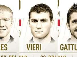 Le nuove Icone FIFA 19 Ultimate Team. Goal