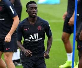 Idrissa Gueye trop court pour le Classique contre l'OM. Goal