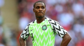 Solskjaer challenges Ighalo to earn permanent Man Utd switch. GOAL